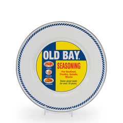 OB11 - Old Bay Pattern - Sandwich Plate