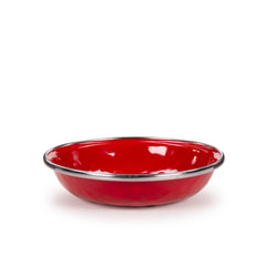 RR59S6 - Set of 6 Solid Red Tasting Dishes Image 1