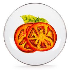 TM69 - Tomatoes Pattern - Sandwich Plate