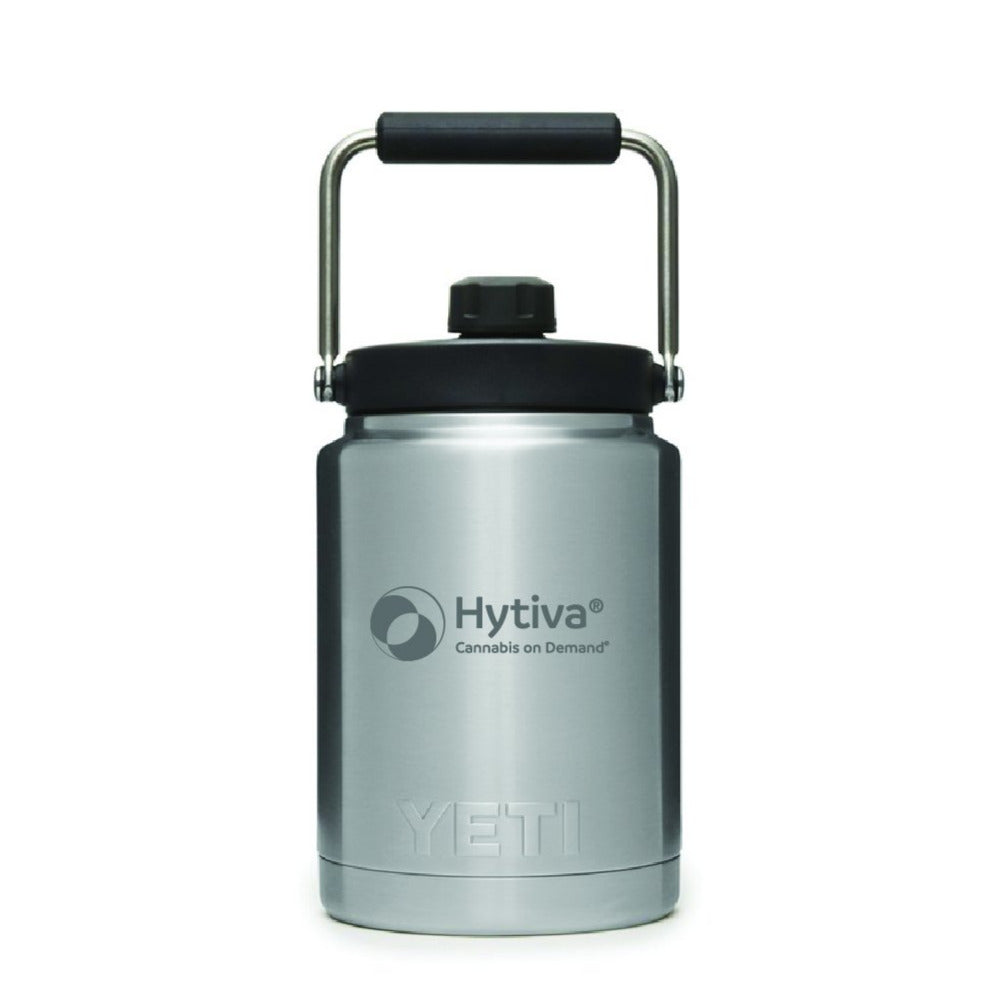 Half Gallon Yeti Stainless Steel Waterjug