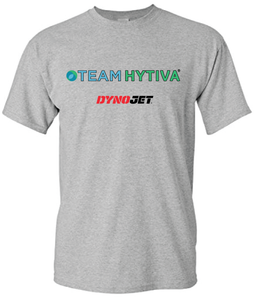 Team Hytiva Dynojet T-Shirt Gray