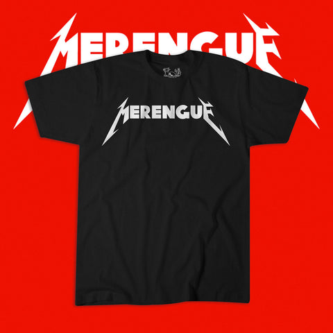 Merengue 🤟🏽 Metallica T-Shirt