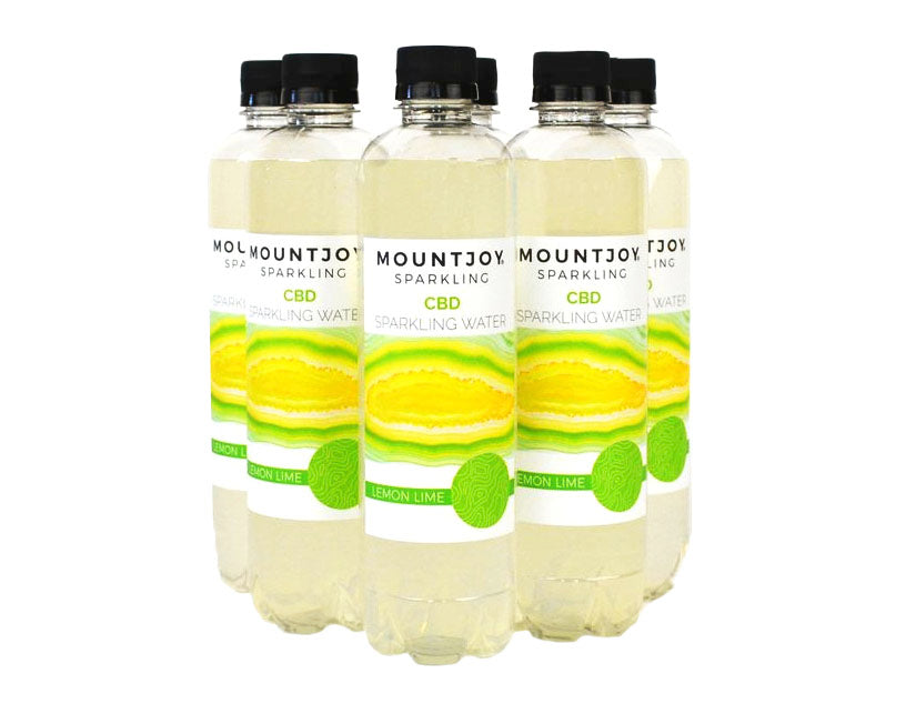 Mountjoy Sparkling CBD - Lemon Lime