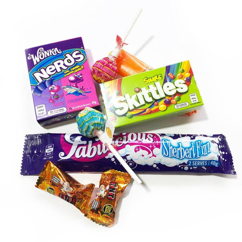 Extra Candy - Yummy Box