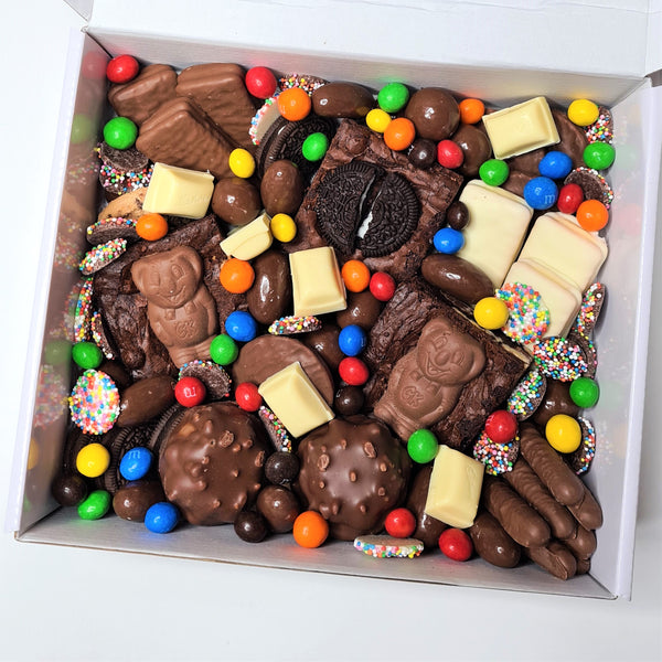 Brownie Choc Box