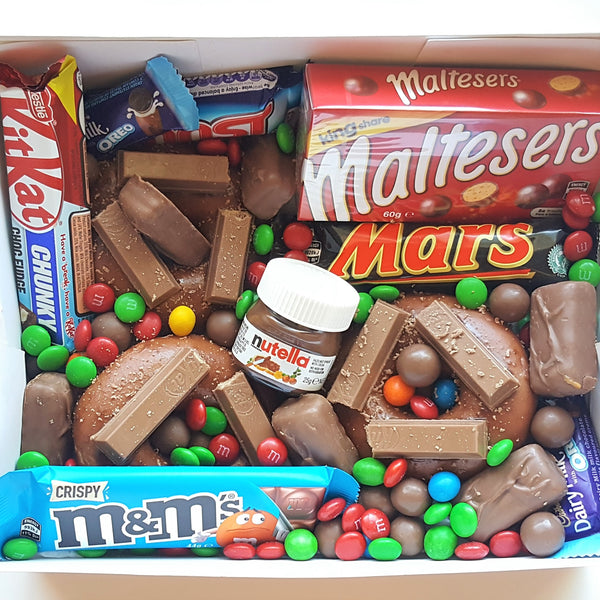 Chocolate Overload - Yummy Box