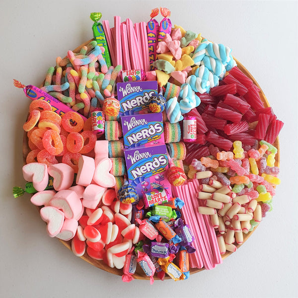 Candy Platter - Yummy Box