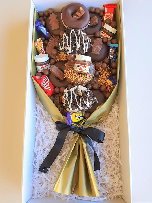 Chocolate Bouquet - Yummy Box