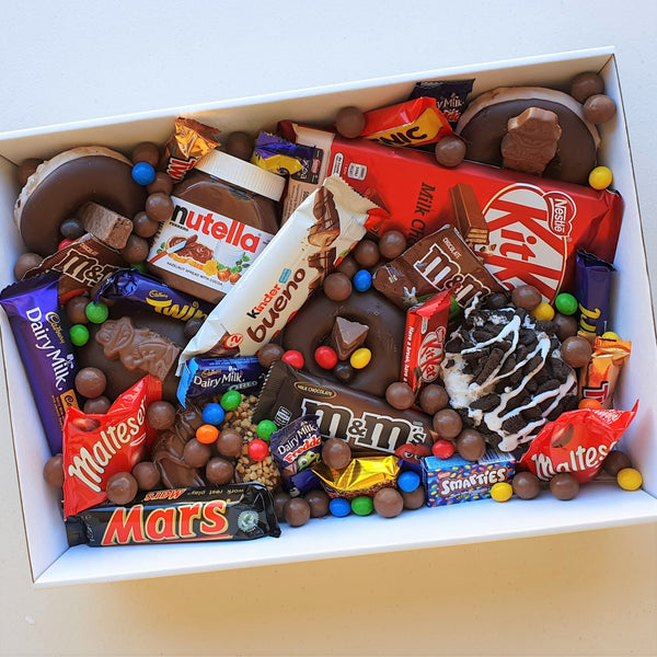 Chocolate Paradise (Large) - Yummy Box