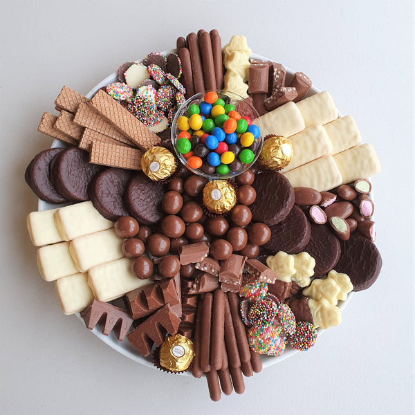 Chocolate Platter - Yummy Box