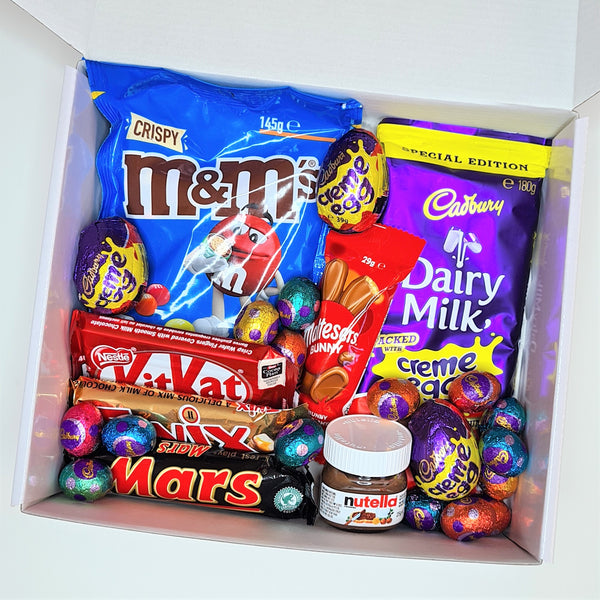 Easter Choc Box
