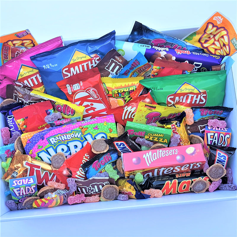 Movie Snacks (Large) - Yummy Box