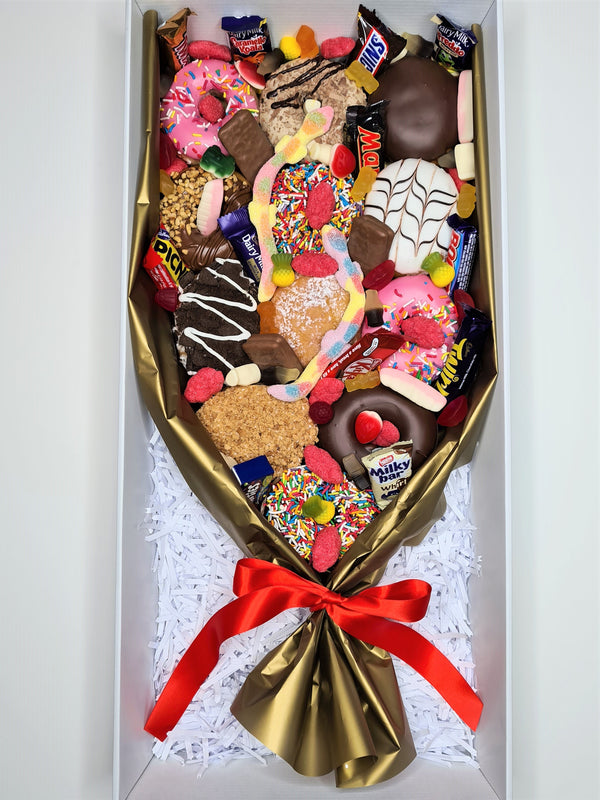 NEW Sweet Tooth Donut Bouquet