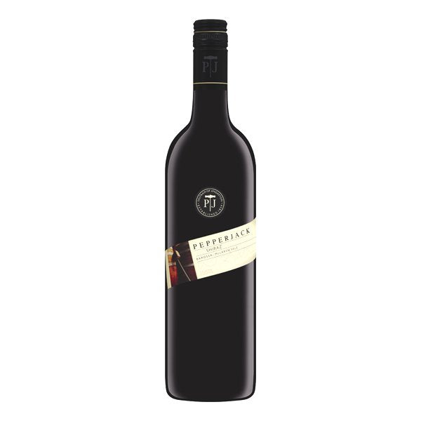 Pepperjack Shiraz (750ml) - Yummy Box