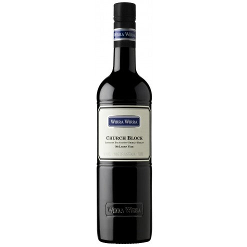 Wirra Wirra Church Block Cabernet Sauvignon Shiraz (750ml) - Yummy Box