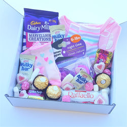 Baby Girl - Yummy Box