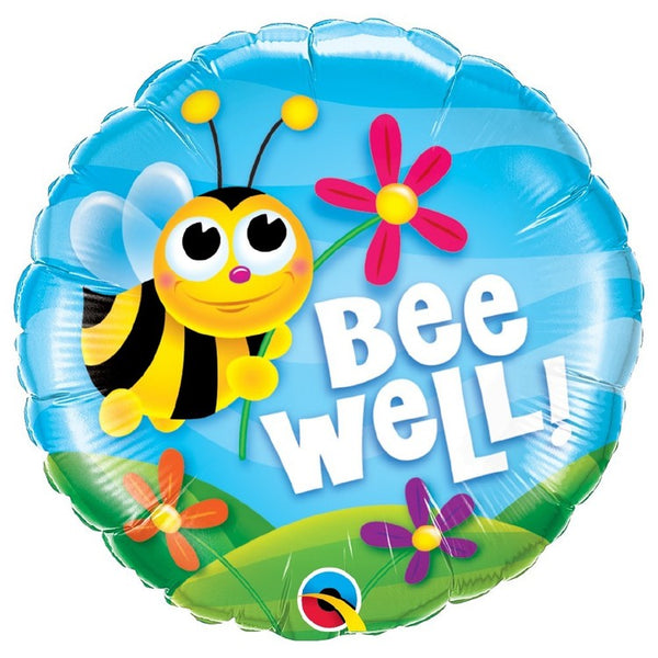 Bee Well Foil Balloon - Yummy Box