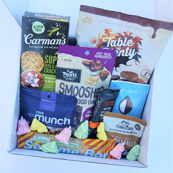 Gluten Free Treat - Yummy Box