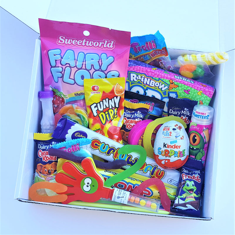 Kids Will Be Kids - Yummy Box