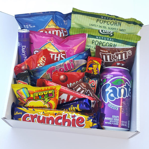 Movie Snacks - Yummy Box