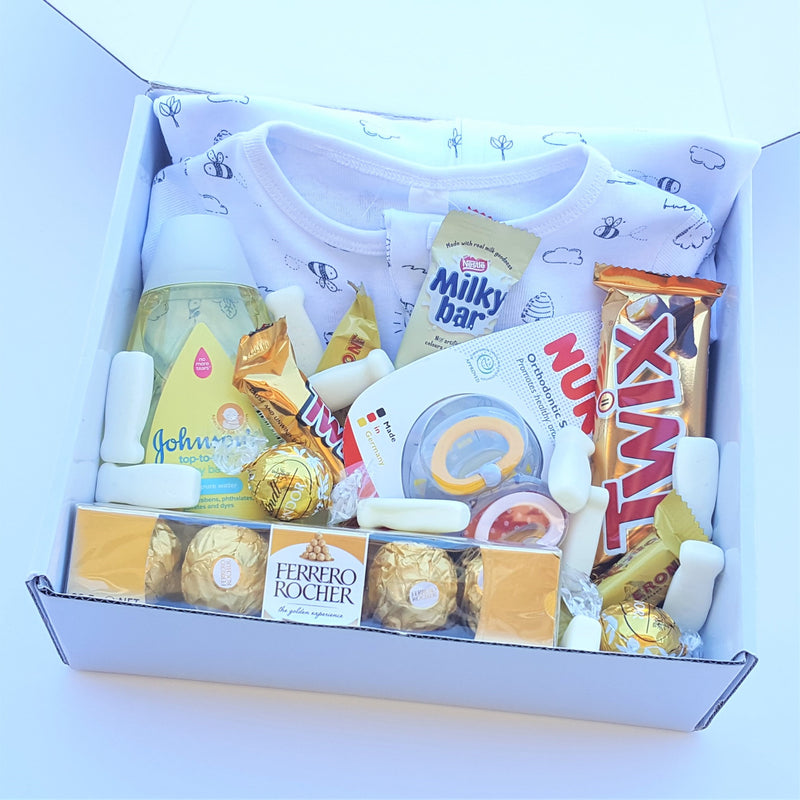 Neutral Baby - Yummy Box
