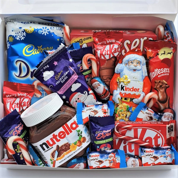 Santas Treats - Yummy Box
