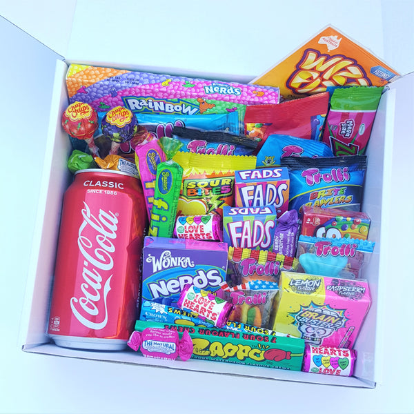 Sugar Overload - Yummy Box