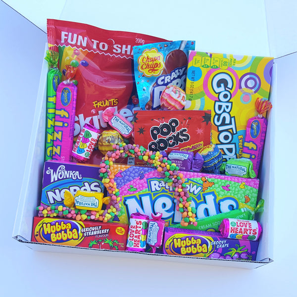 Sweet Tooth - Yummy Box