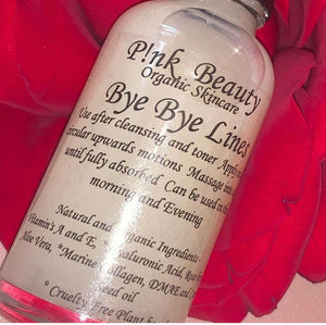 Bye-Bye Lines  Re-Hydrating, Skin Smoothing, Pore Reducing, Contouring Serum