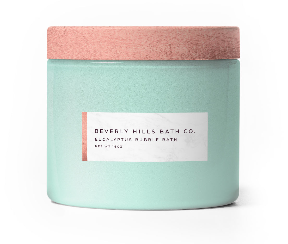 Eucalyptus Bubble Bath