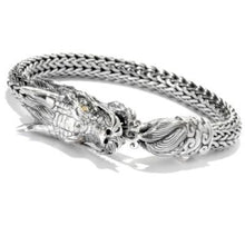 Load image into Gallery viewer, Samuel B Men's Dragon Bracelet