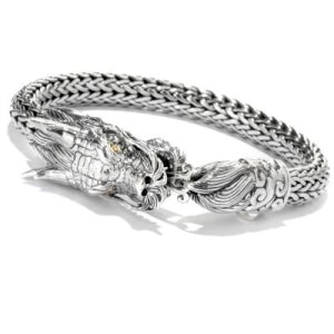 Samuel B Men's Dragon Bracelet