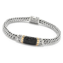 Load image into Gallery viewer, Samuel B Pave Bracelet