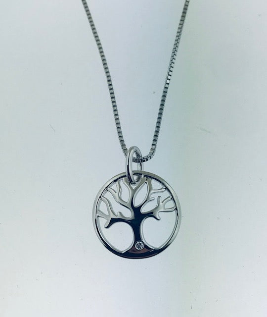 Ostbye Tree of Life Necklace