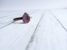 Load image into Gallery viewer, Hawkhouse Amethyst Ring
