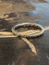 Load image into Gallery viewer, Estate Filigree Diamond Ring