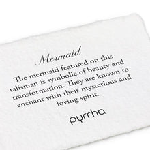 Load image into Gallery viewer, Pyrrha Mermaid Talisman