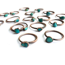 Load image into Gallery viewer, Hawkhouse Turquoise Ring