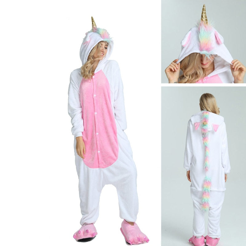 Adult Unicorn Onesie – Catch of the Day Market c7a0c0166d34