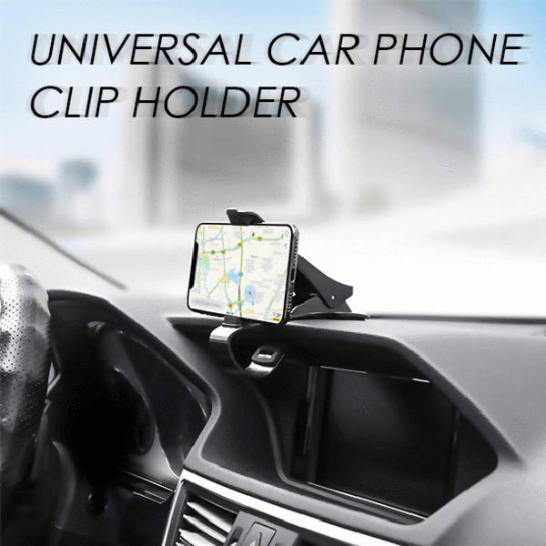 Last day promotion 65% OFF--2019 Universal Car Phone Clip Holder