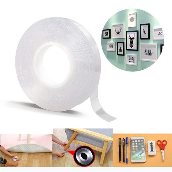 Multifunctional Nano Double-Sided Gel Tape