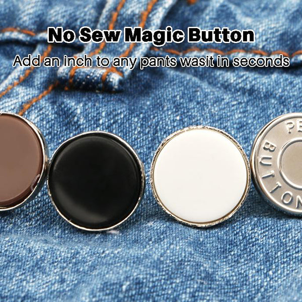 NO SEW MAGIC BUTTON 8PCS
