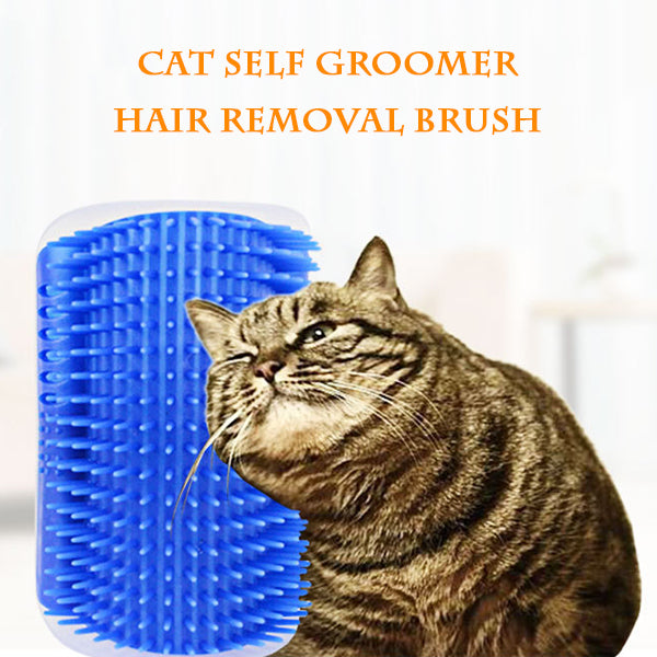 Self Groomer Hair Removal Brush Scratchback Toy
