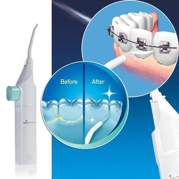Oral Irrigator Floss Water Jet-Health Care-unishouse.com-1 Piece-Unishouse.com