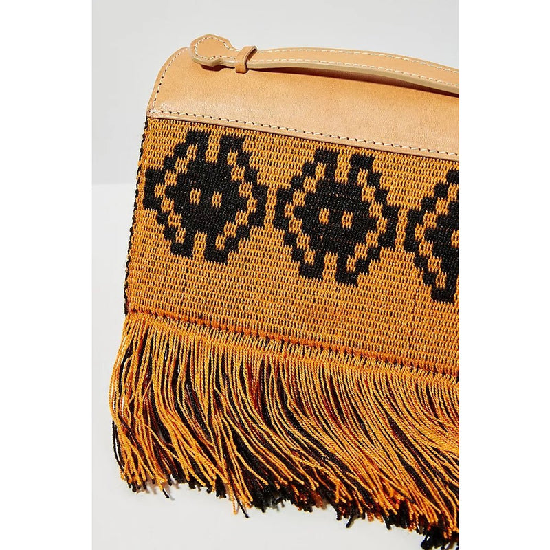 Dua Fringed Mini Bag - Sophie Anderson