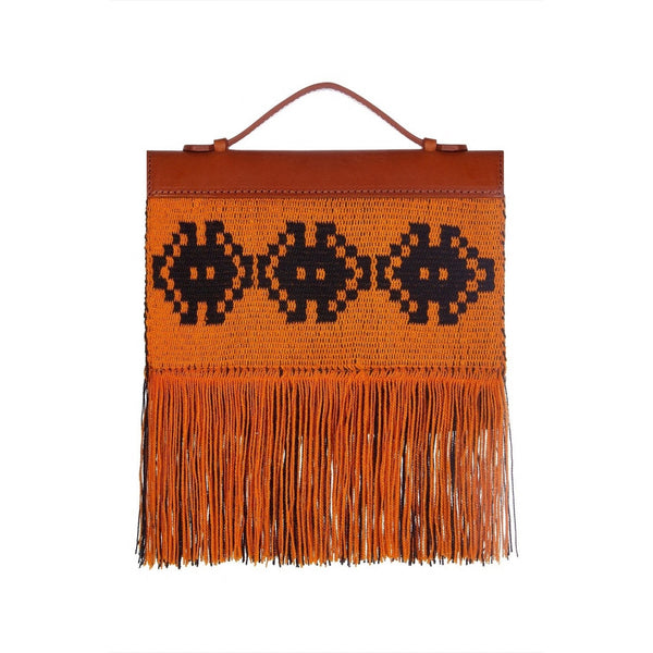 Dua Fringed Mini Bag