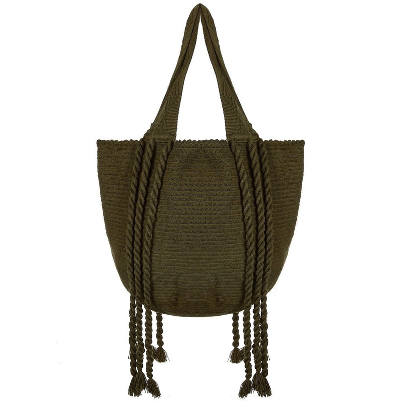 Braided Frida Shopper - Sophie Anderson - Luxury Designer Bags - Artisan Women's Bags