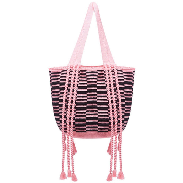 Bubble Gum Frida - Online Exclusive - Sophie Anderson - Luxury Designer Bags - Artisan Women's Bags