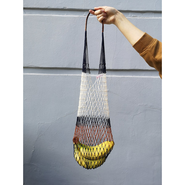 Malla Peruvian Net Bag - Sophie Anderson - Luxury Designer Bags - Artisan Women's Bags