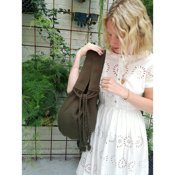 Olive Frida - Exclusive - Sophie Anderson - Luxury Designer Bags - Artisan Women's Bags